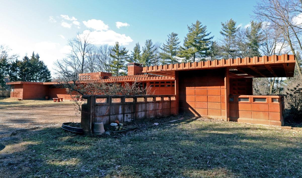 Lloyd Frank Wright Houses frank lloyd wright house in town and country could open to