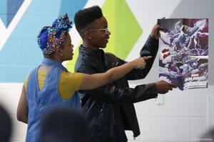 St. Louis junge wird ein Marvel-held im neuen Disney-Doku-Serie