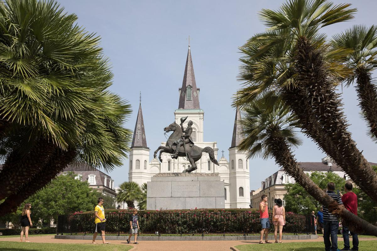 Travel to New Orleans