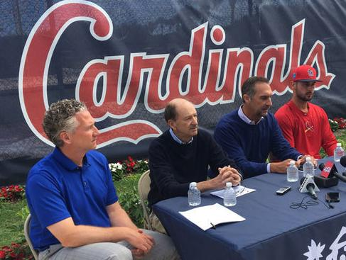 Cardinals announce signing of Paul DeJong