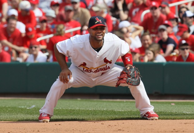 Image result for albert pujols cardinals