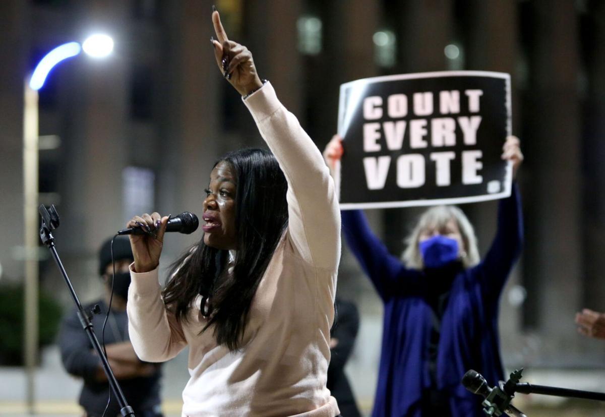 Resist STL rallies in downtown St. Louis