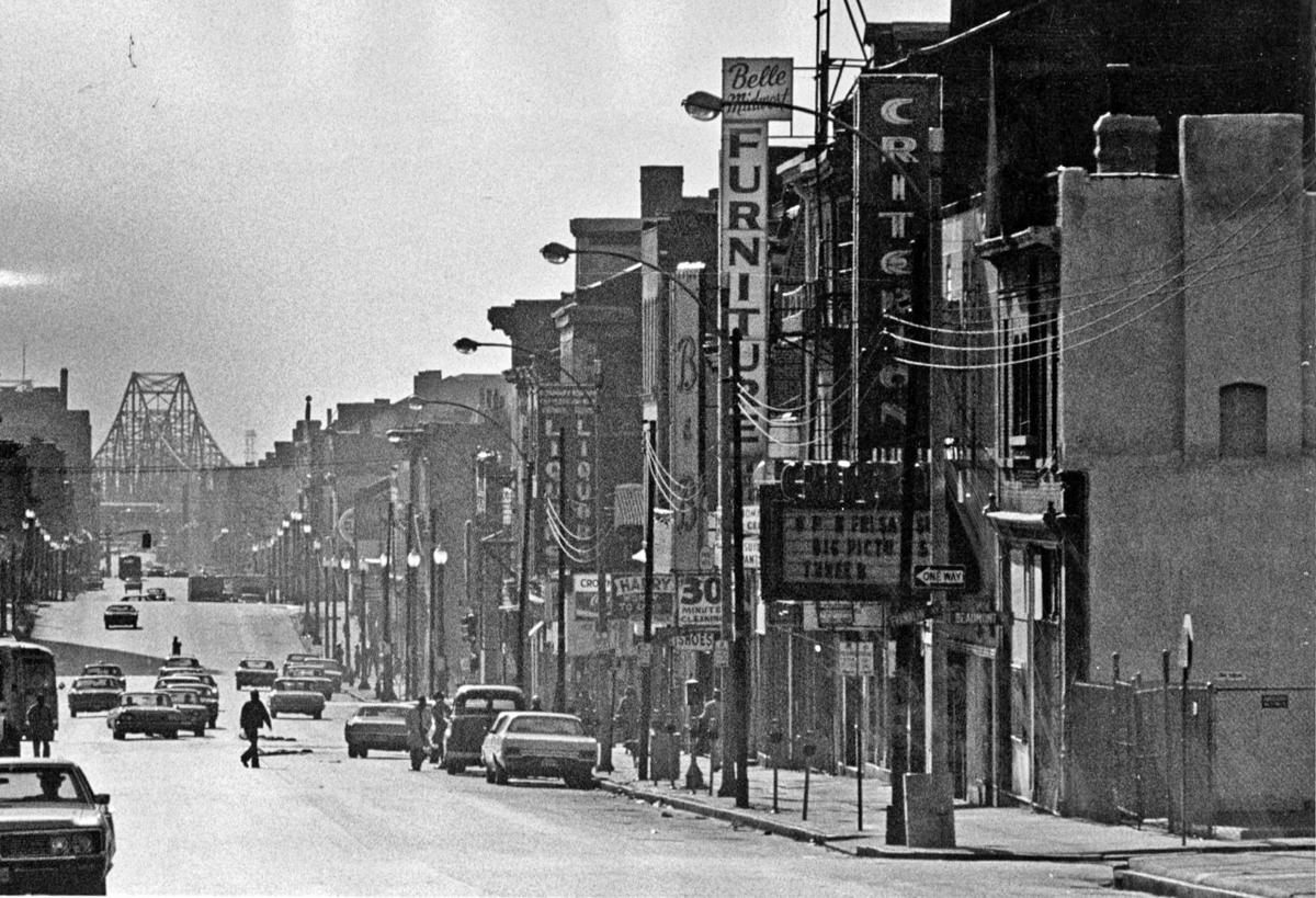 Life along Martin Luther King Drive, from its early days and through