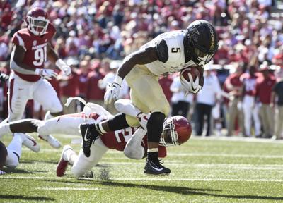 Vanderbilt Arkansas Football