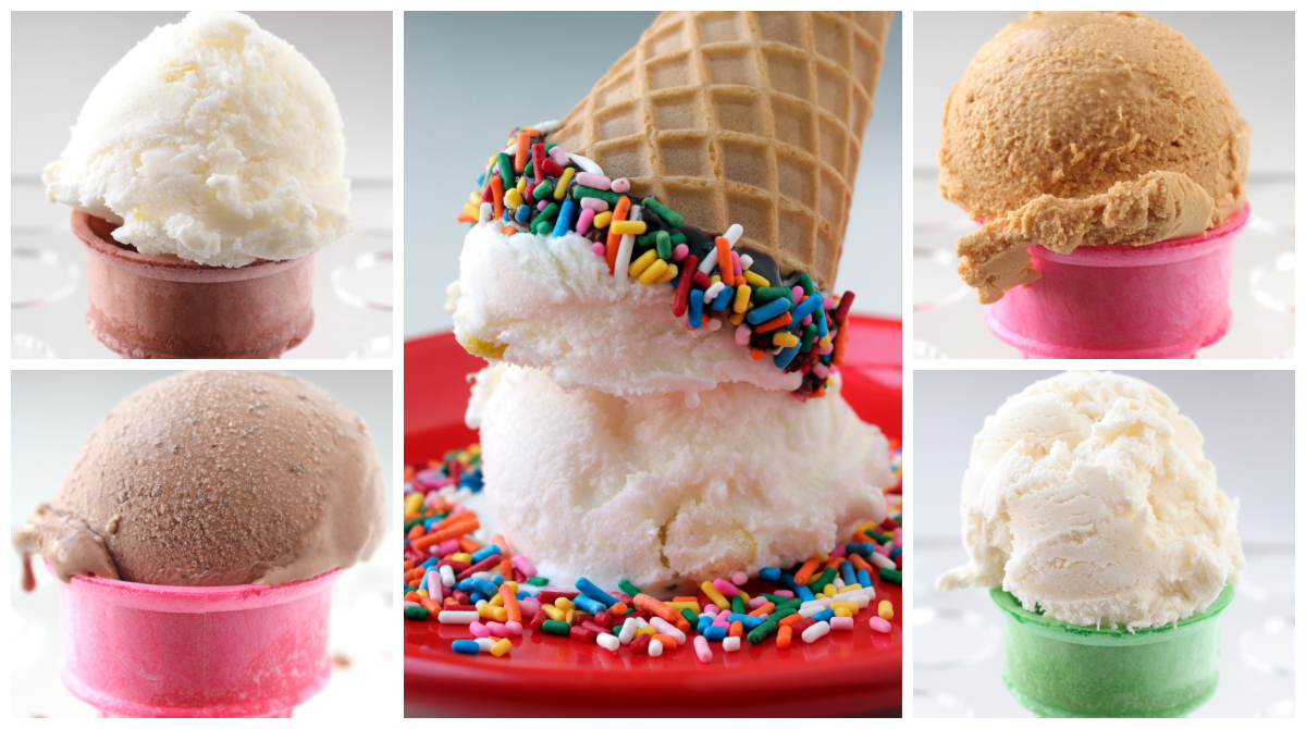 Get the scoop on our best-ever ice cream recipes