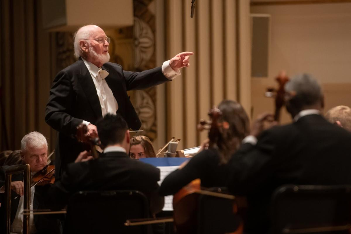 John Williams conducts St. Louis Symphony Orchestra