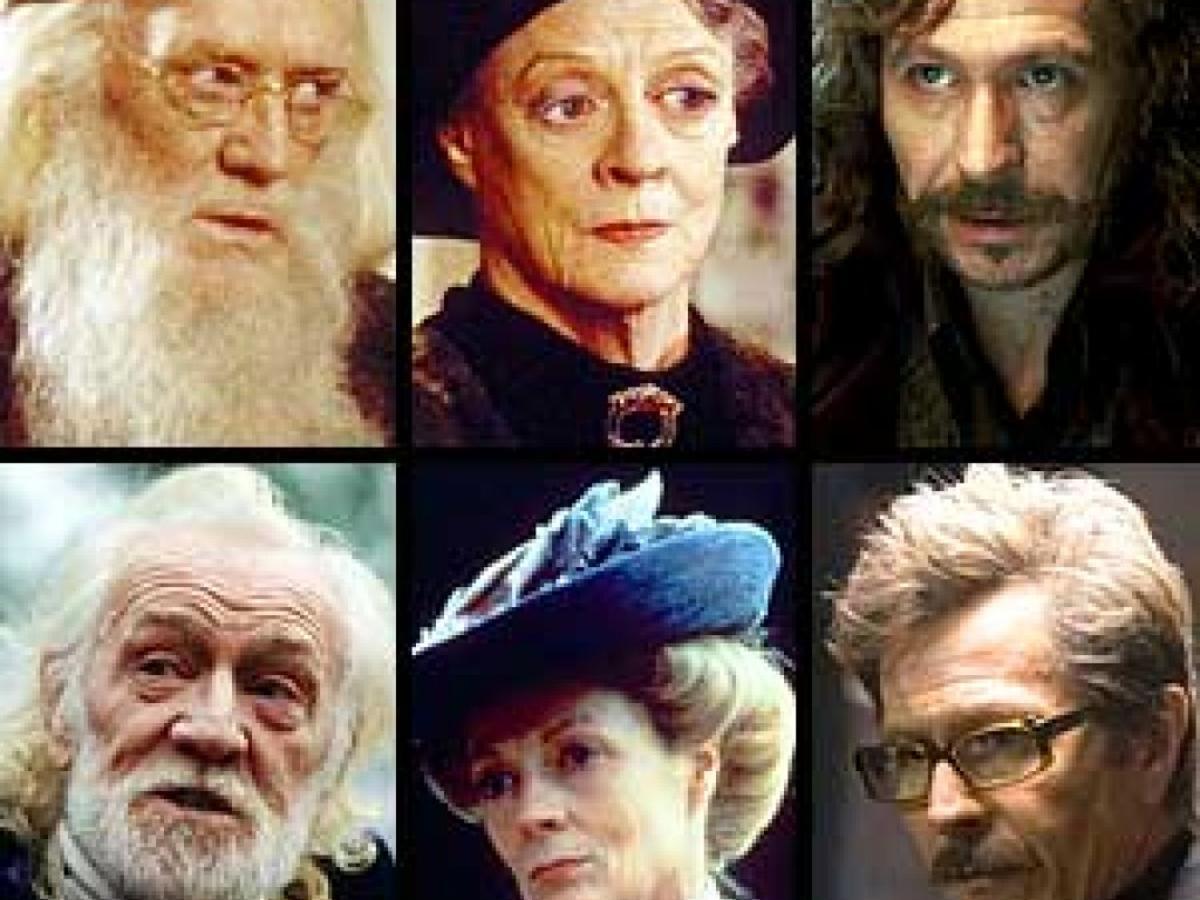 Sherpa S Top 10 Best Harry Potter Actors Joe S St Louis Stltoday Com