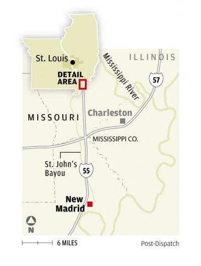 New Madrid Missouri