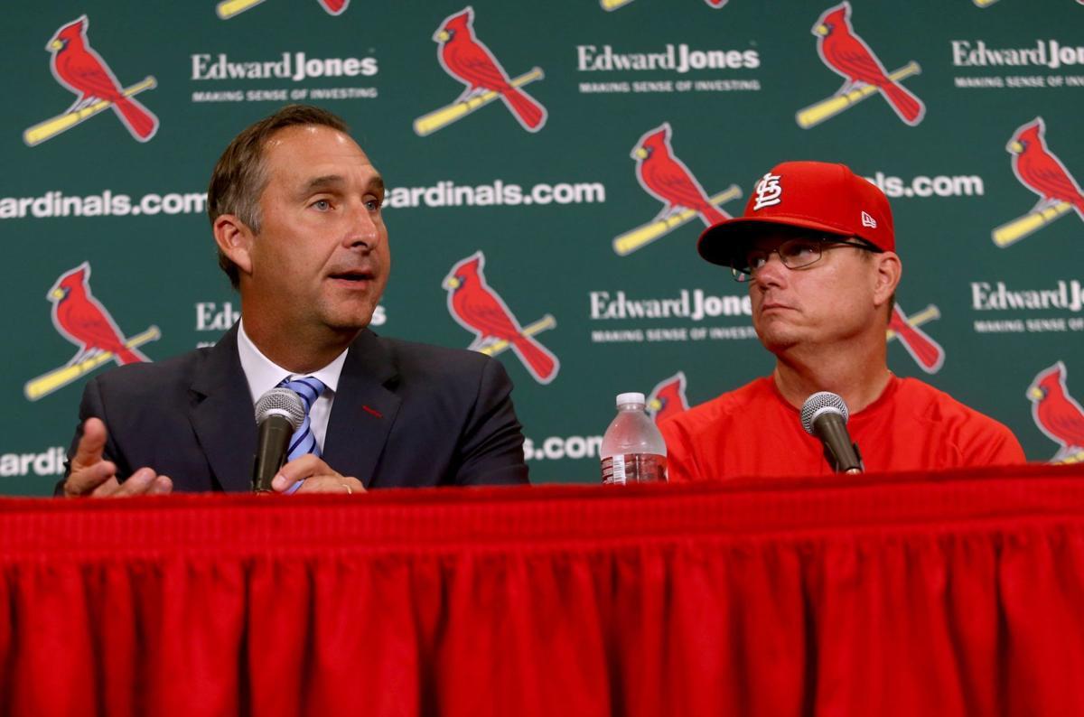 Mike Shildt named manager