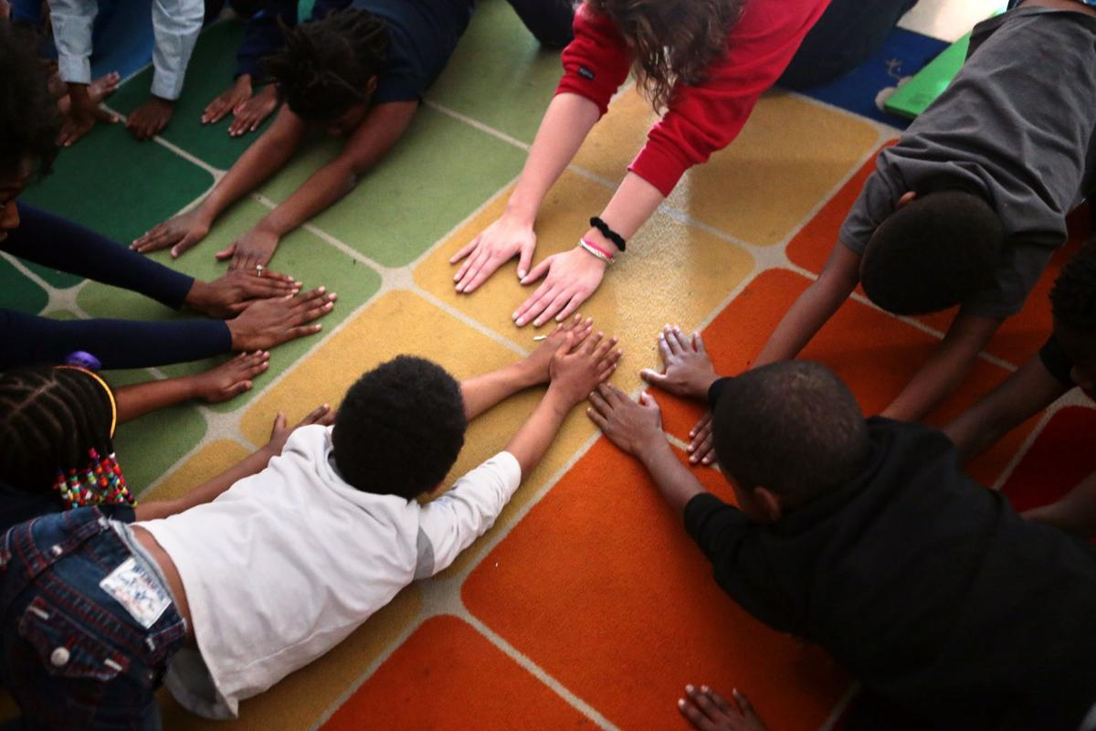 Carver Elementary working to change its approach to discipline
