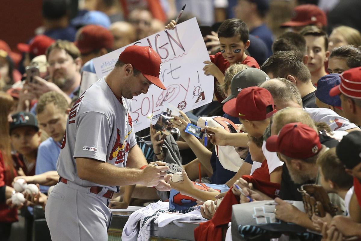 Cardinals Diamondbacks Baseball