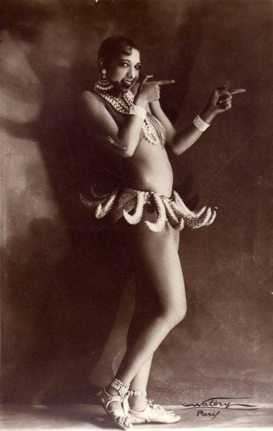 ae ho Josephine Baker 1