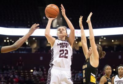 Alexa Willard, Missouri State women's basketball