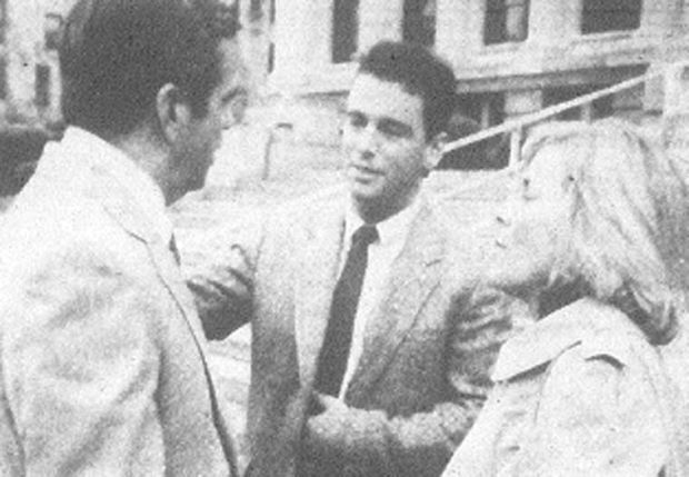 August A. Busch IV after his 1986 trial