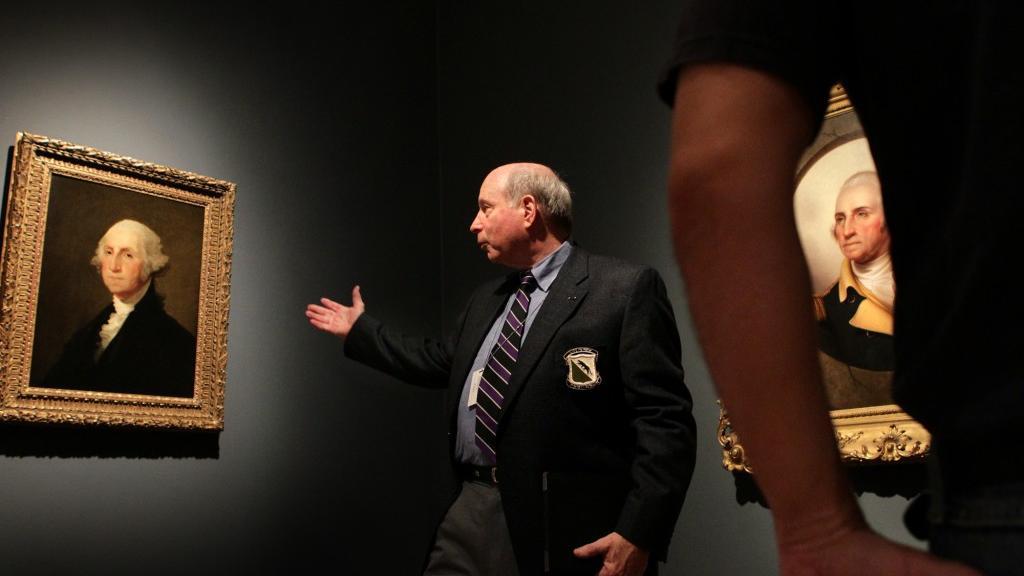 Vietnam vets lead tours at Art Museum