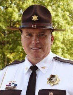 Jefferson County Sheriff Dave Marshak