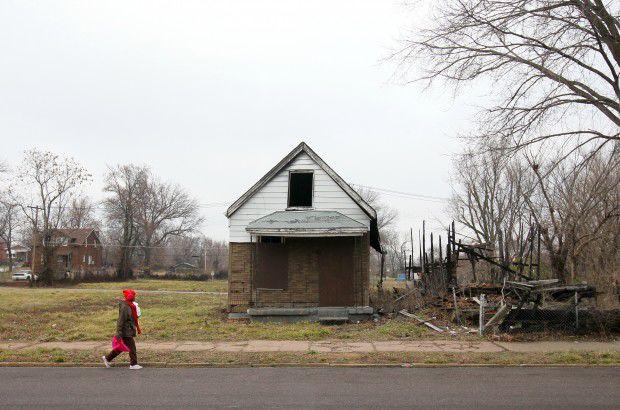 Land Reutilization Authority in St. Louis