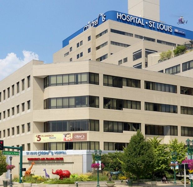 Two St. Louis pediatric hospitals among best ranked by U.S ...
