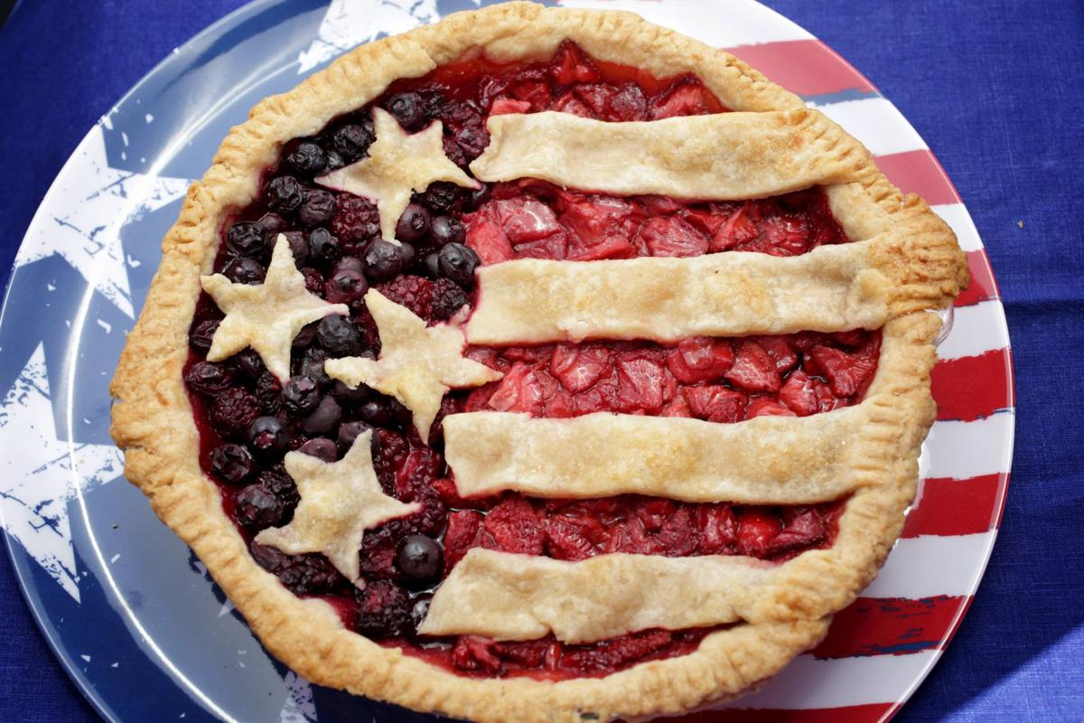 Pies for the 4th of July