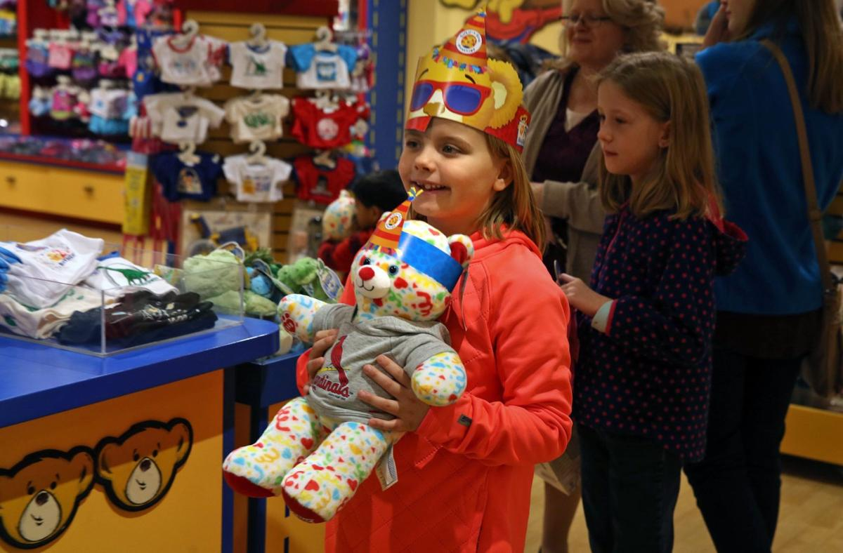 New Build-A-Bear Workshop to open in downtown St. Louis on Saturday
