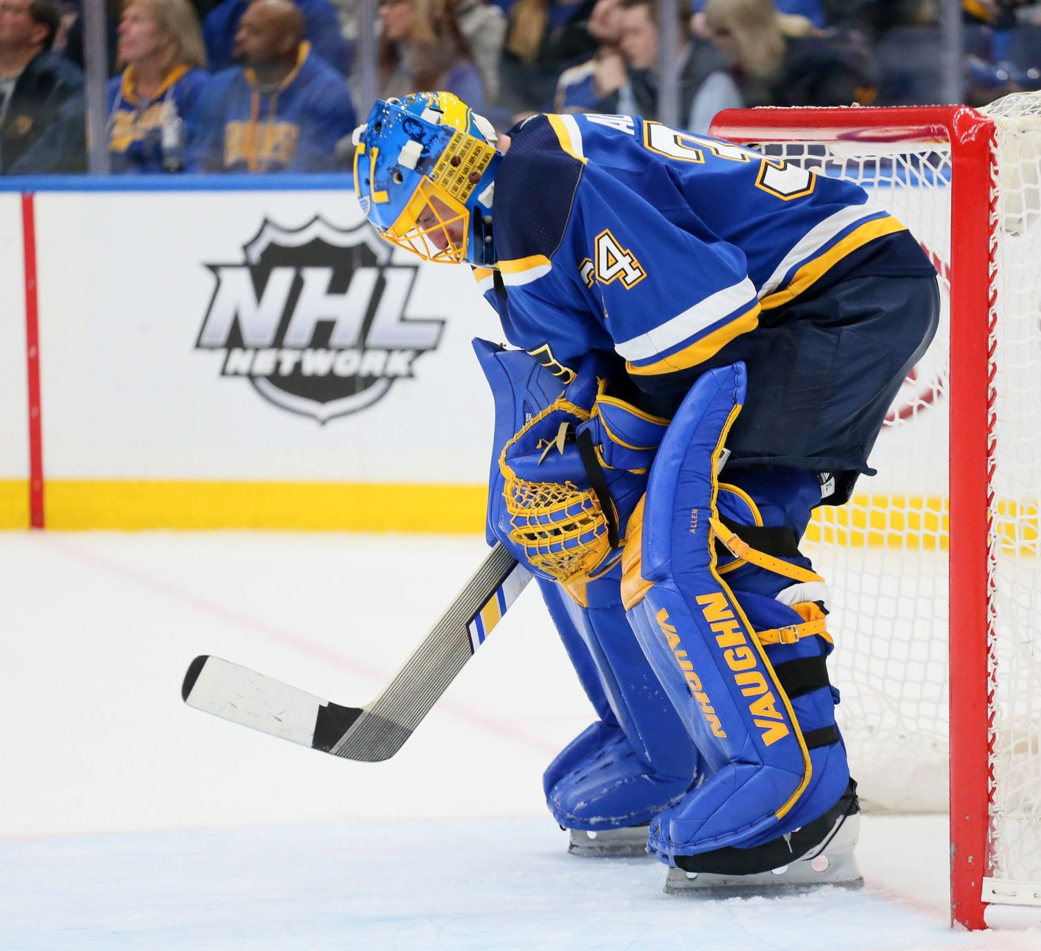 Ugly Loss Is Likely To Linger With Blues | Stltoday.com
