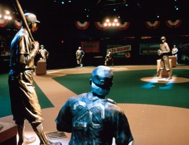 The Negro Leagues Baseball Museum