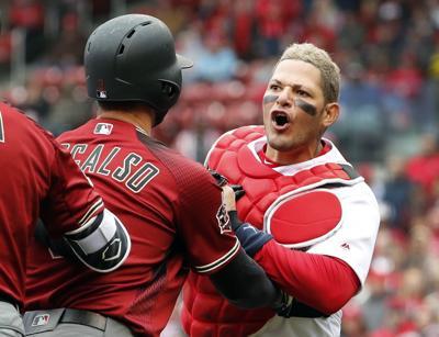APTOPIX Diamondbacks Cardinals Baseball