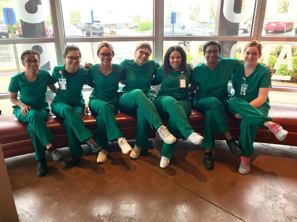 Pattonville students pass nursing assistant exams before graduating high school