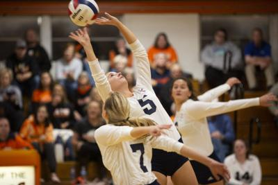 Class 1A Raymond Lincolnwood Sectional semifinal