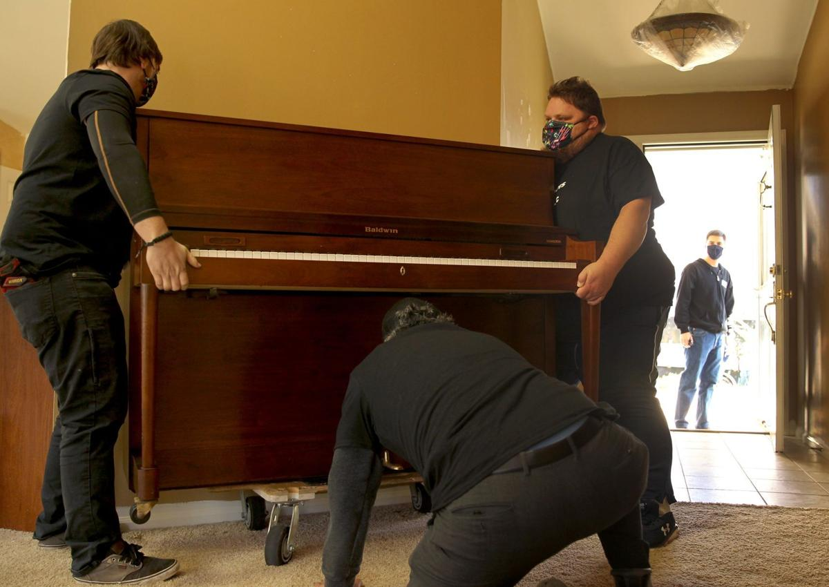Pianos for People donates 300th piano