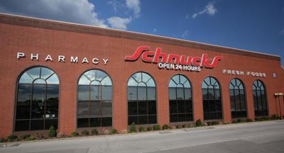 The Schnucks store at Ballwin Plaza