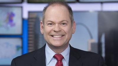 KSDK chief meteorologist Scott Connell