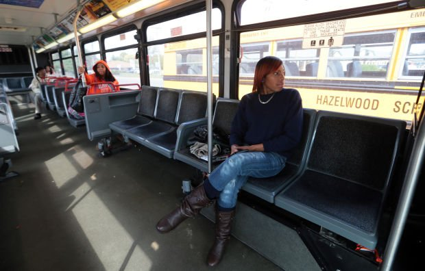 The Ferguson-Florissant School District pays for transfer students metro passes