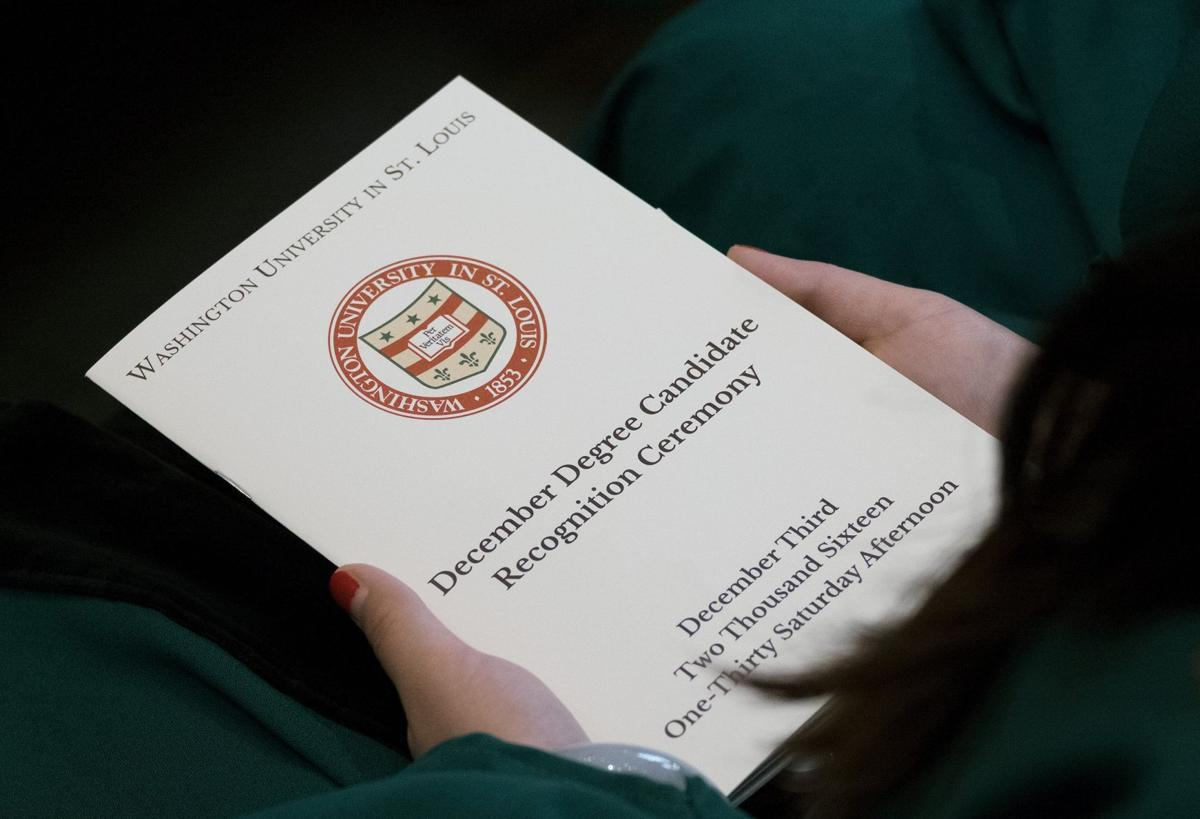 December graduates gather for recognition ceremony