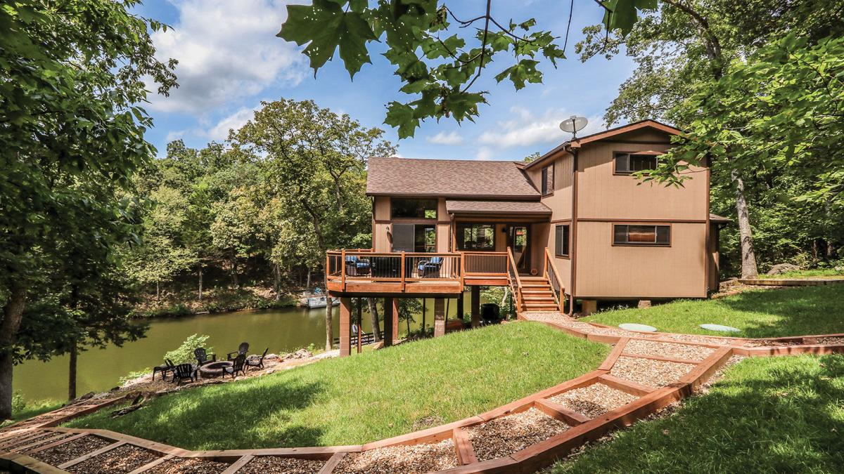 Frieden Lake House