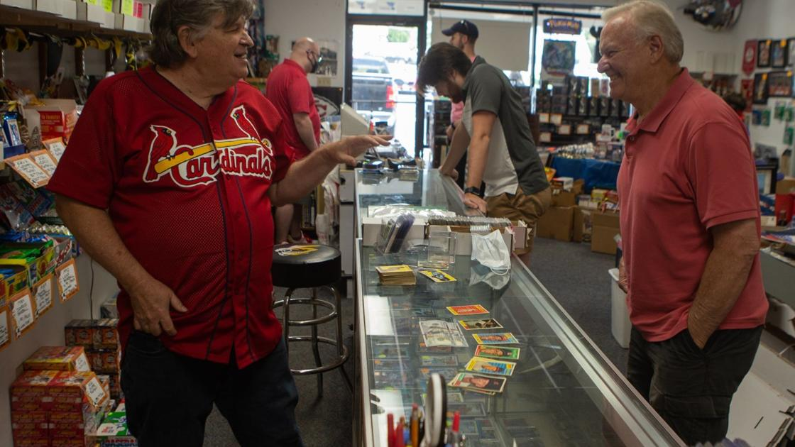 Collectors stores clean up during trading-card boom