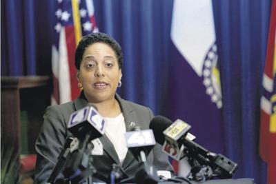 St. Louis Circuit Attorney Kim Gardner Press Conference