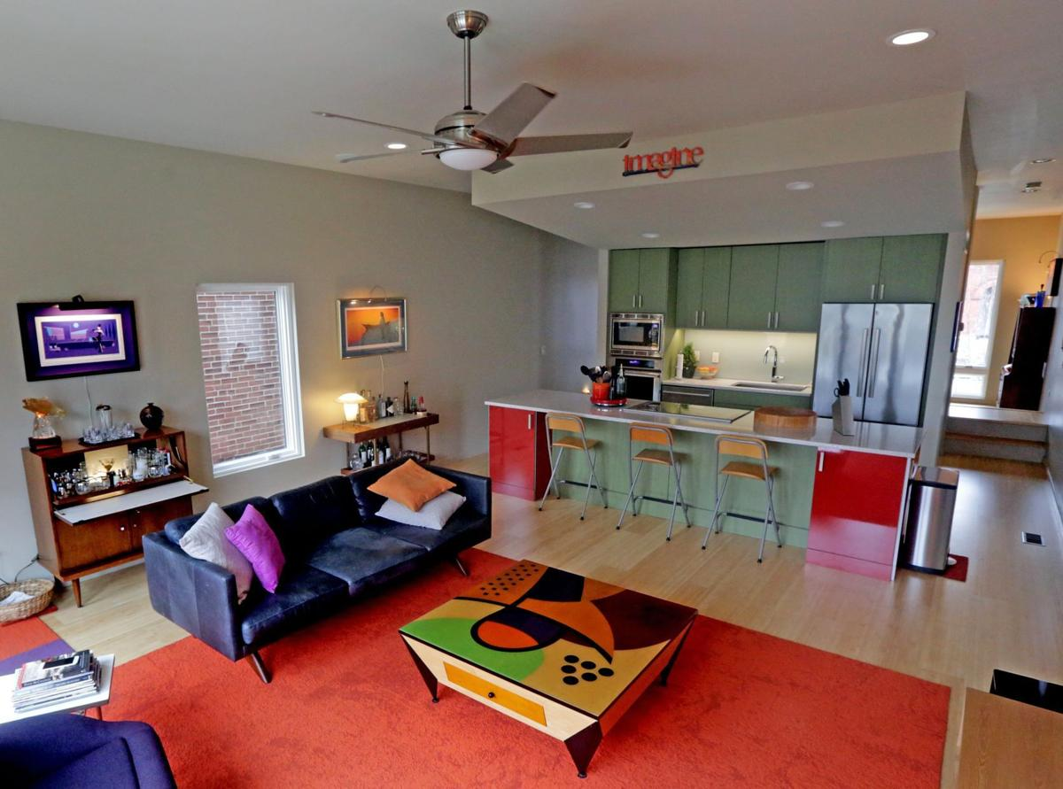Couple leaves St. Louis County for modern city living in the Grove ...