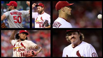 Why Cards aren't shopping for pitching: They have at least five No
