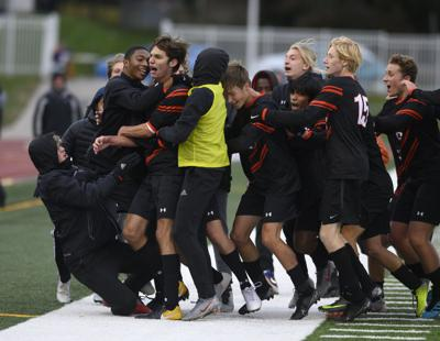 Weller's goal at final horn lifts Tigers to sectional title