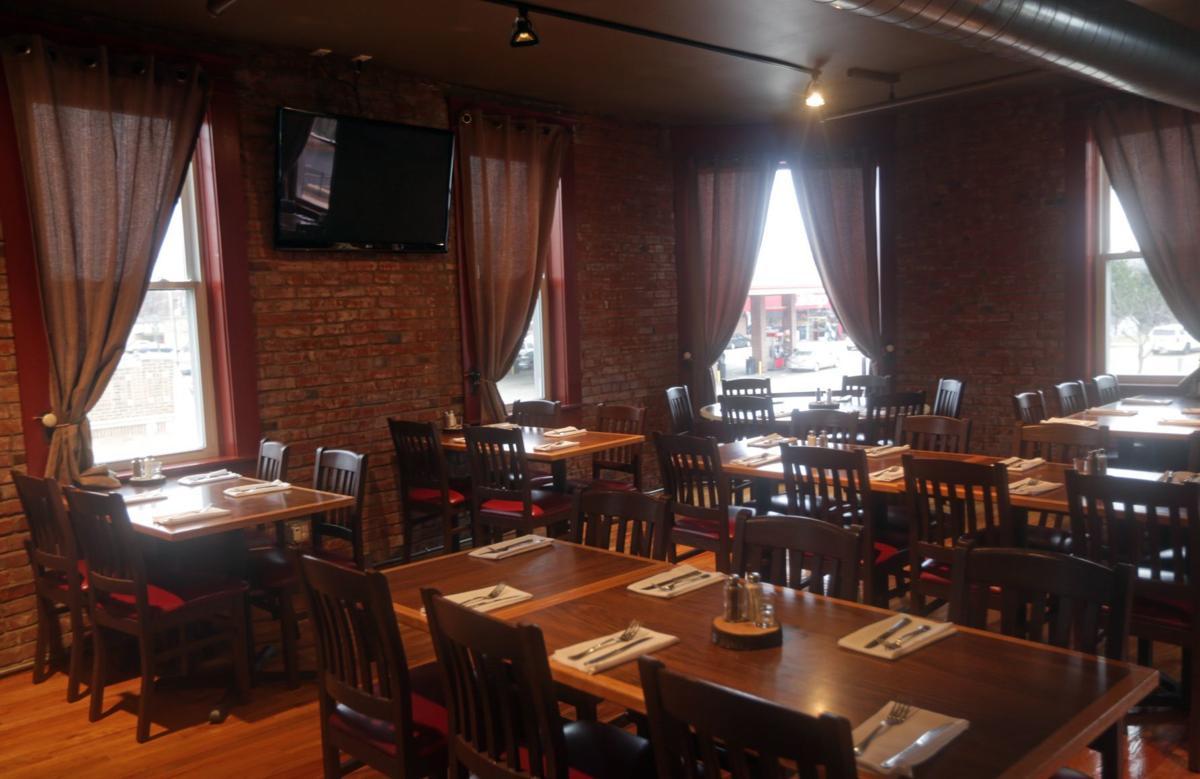 Quincy Street Bistro upstairs interior
