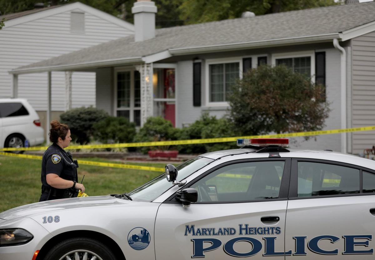 Maryland Heights police fatally shoot a man after disturbance call