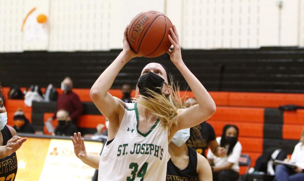 St. Joseph's vs. Hazelwood Central girls basketball
