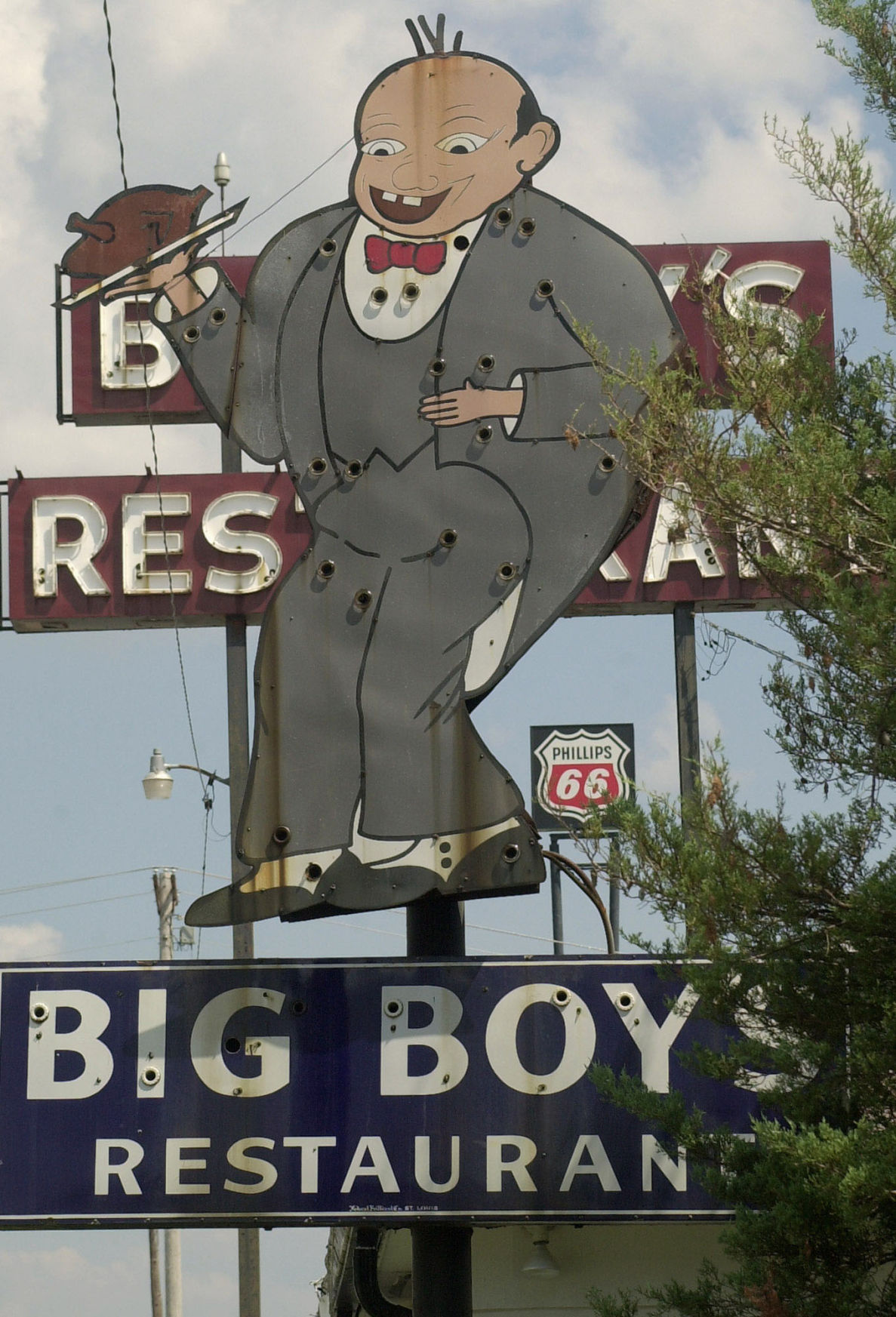 BIG BOY'S SIGNS