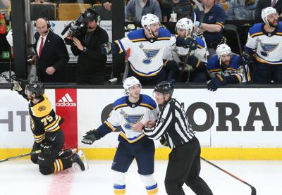 Blues Notebook After A Long Night Watching Sundqvist Eager To Get