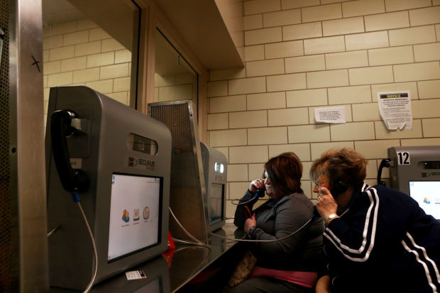 Video Visits At St Clair County Jail Get Mixed Reviews News