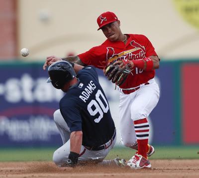 Braves Cardinals Baseball