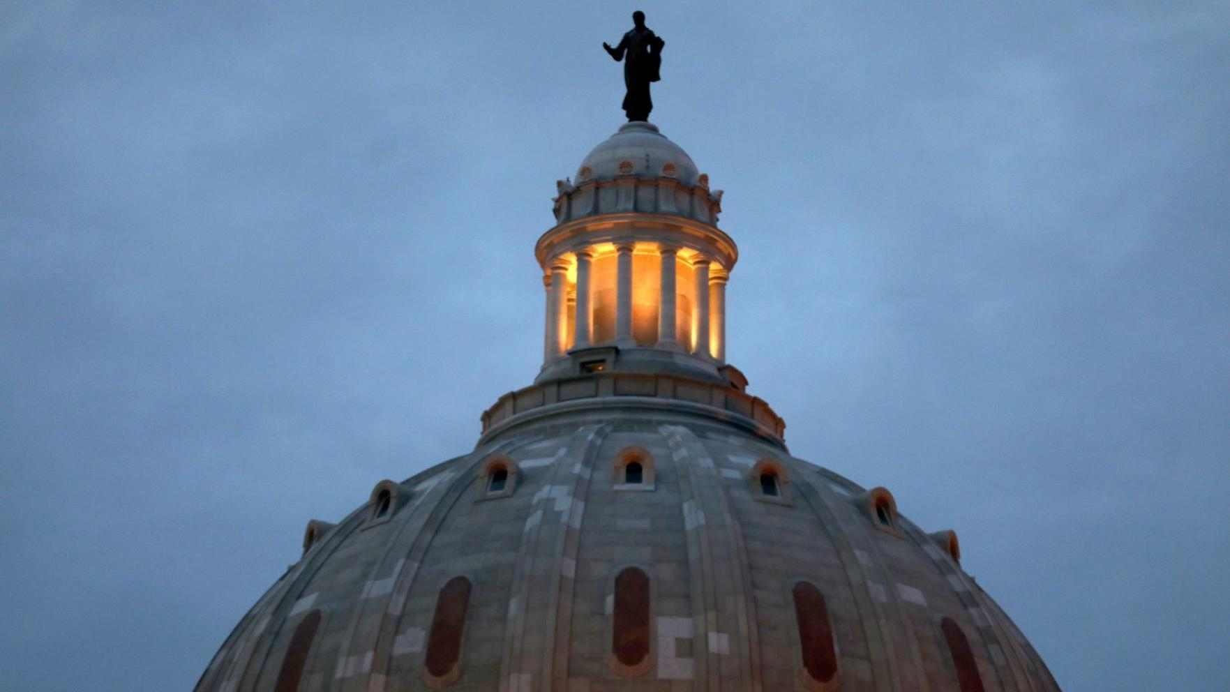 With exterior renovation complete, Missouri Capitol to provide backdrop for inaugural
