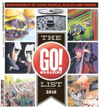 2018 Go! List critics' picks • The arts | The Go! List