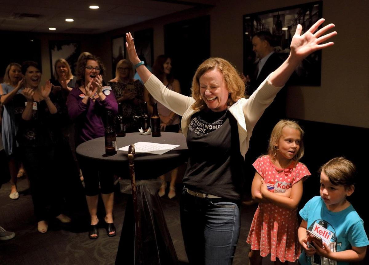 Kelli Dunaway wins District 2 seat on St. Louis County Council